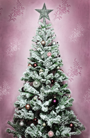 christmas tree design: christmas tree