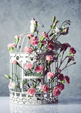 floral decoration: floral decoration