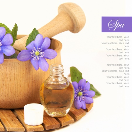 Spa stil life  Stock Photo - 9354526