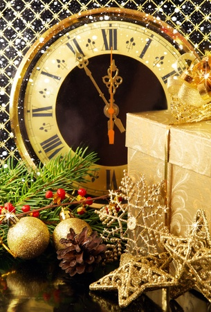 Christmas still life Stock Photo - 11163813