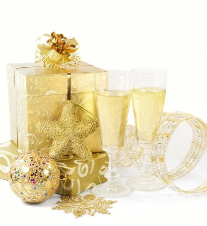 Christmas still life Stock Photo - 11369698