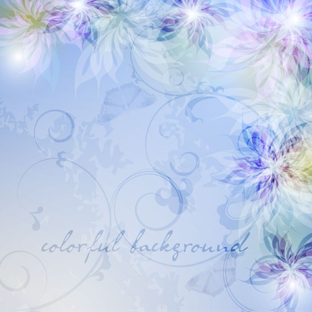 Elegantly background with pastel colors, eps10 format