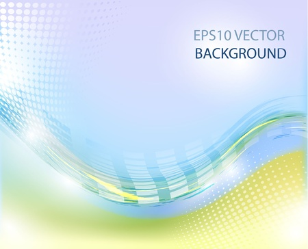 Abstract colorful background EPS10 format  Illustration
