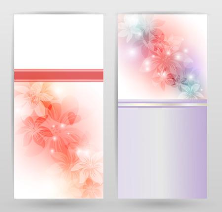 elegantly: Elegantly floral background  Illustration