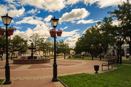 kostroma: Walk through the main streets of the ancient Russian city of Kostroma