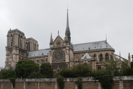 Notre Dame  Paris  France  Stock Photo - 16519288