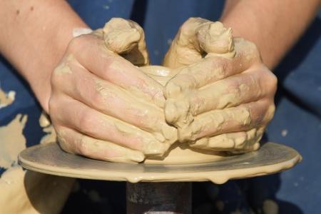 sculpt: pottery