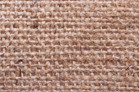 brown burlap texture close up photo