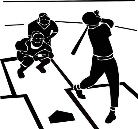 「野球 無料イラスト」の画像検索結果