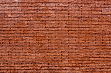 a stone of red bricks Stock Photo