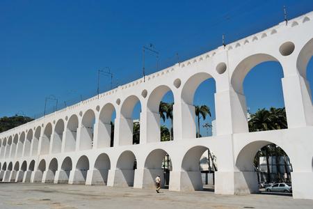 Arches of Lapa - Rio de Janeiro Imagens