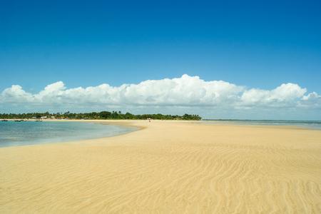 Corumbau - Prado paradisic district in Bahia (Brazil)