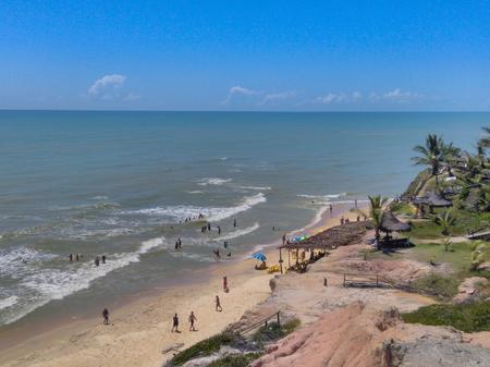 Tororao beach (Tororao Beach) Banco de Imagens - 104287460