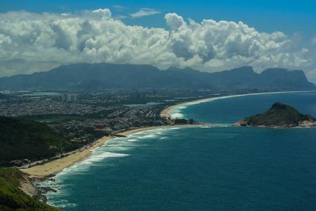 West region of Rio de Janeiro (Rio de Janeiro's beach)