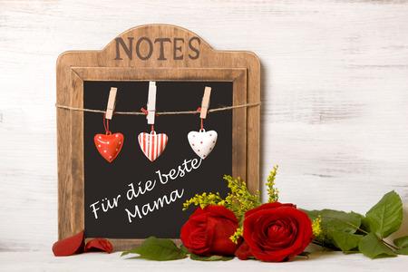 Táblára írás, Anya