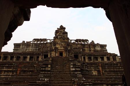 thom: Baphuon Angkor Thom Siem Reap Cambodia