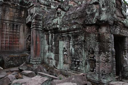 reap: Preah Khan Temple in Angkor Siem Reap Cambodia