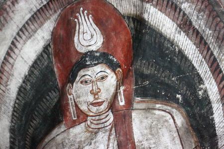 buddha sri lanka: Buddha statue in Dambulla Sri Lanka