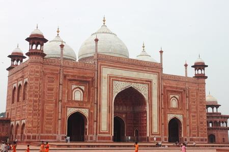 love dome: Taj Mahal