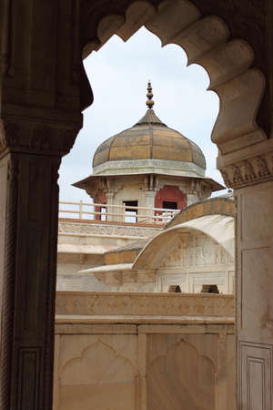 agra: Agra fort