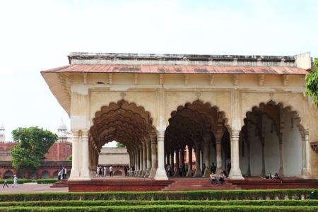 ornamentations: Agra fort
