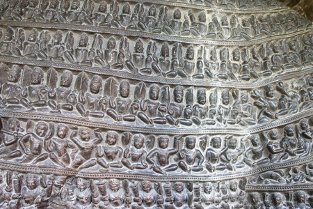 Khajuraho temples and their sculptures India