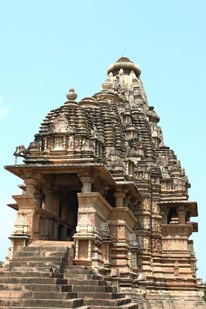 khajuraho: Khajuraho temples and their sculptures India
