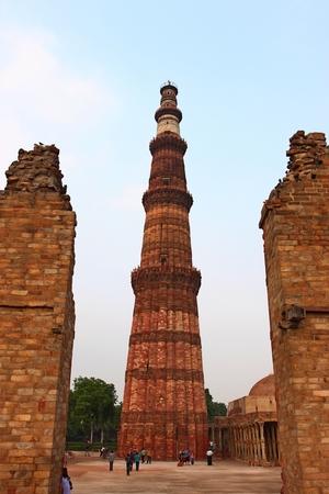 tallest: Qutb Minar 2nd tallest minar in Delhi