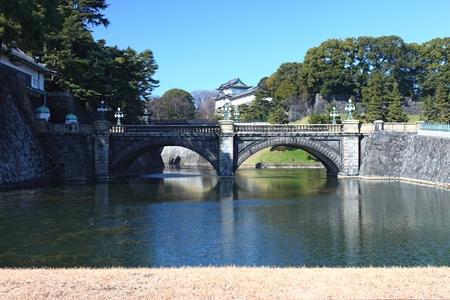 imperial: Imperial Palace and Nijubashi bridge