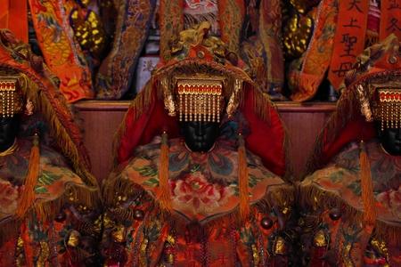 Matsu statue