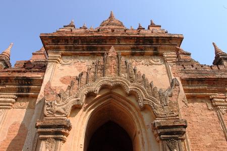 fascinate: Buddhist temples in Bagan, Myanmar