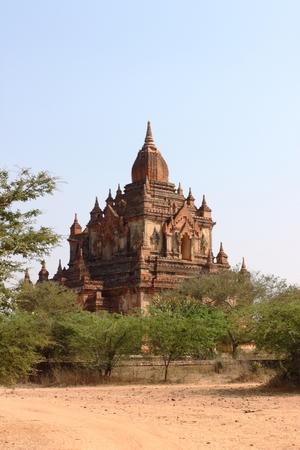 bagan: Buddhist temples in Bagan, Myanmar