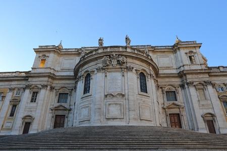 Basilica Papale di Santa Maria Maggiore in Rome, Italy
