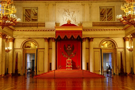 Small Throne Room of Winter Palace,
