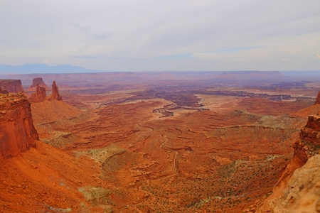 Island in the sky district, Canyonlands National Park in Utah