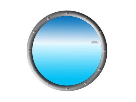 porthole: porthole