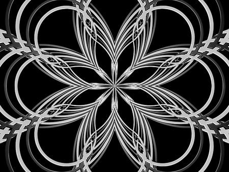 interlace: abstract Stock Photo