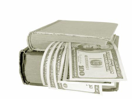 Einbuchtung: Geld