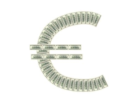 greenback: money