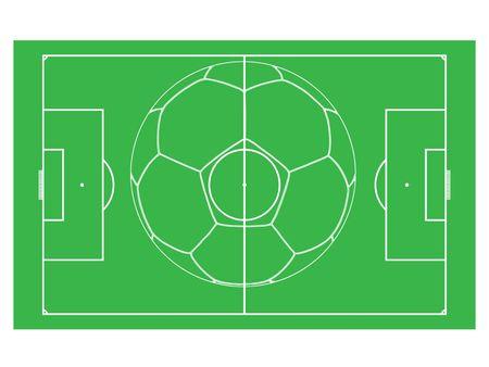 configuration: football field