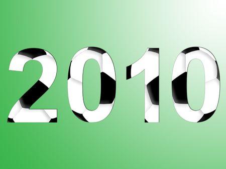 stylesheet: football year Stock Photo