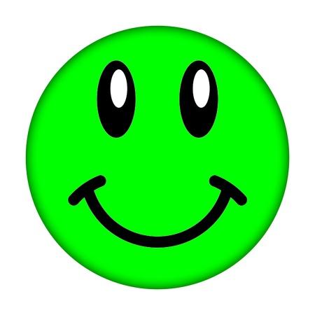 smiley face icon: smiley face             Stock Photo