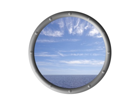 porthole: Porthole Stock Photo