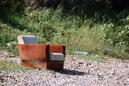 elbow chair: Armchair