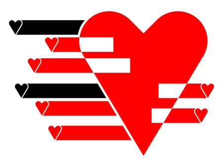 metaphors: Hearts
