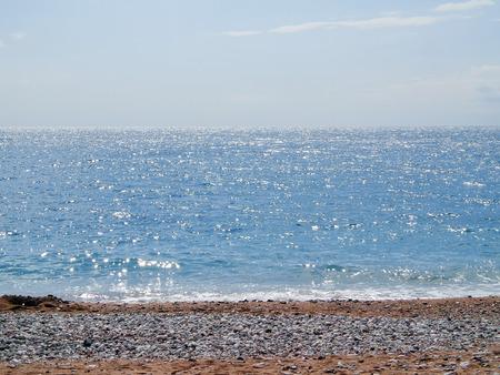 paysage marin: marin