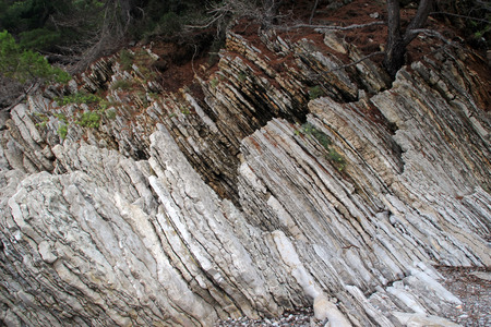 rock layers: Background of the rock layers