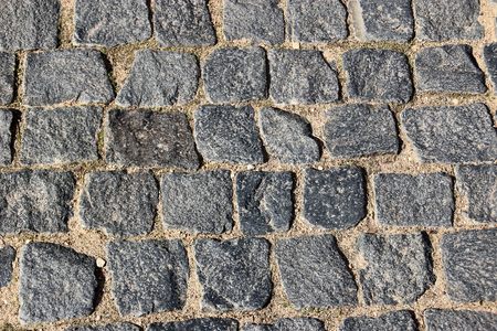 cobblestones: cobblestones Stock Photo
