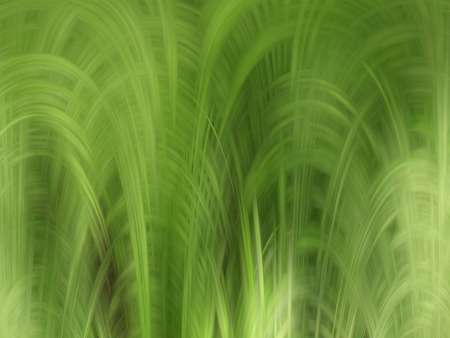 flexure: Abstract background in green tones