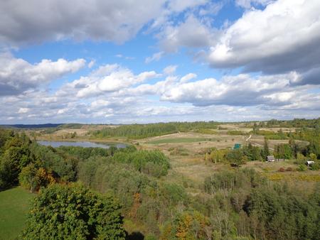 vastness: countryside landscape